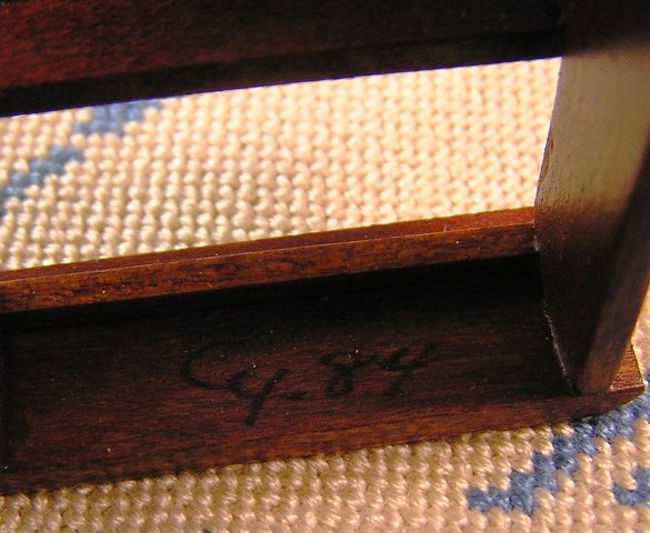 Roberson Bed Steps - Click Image to Close