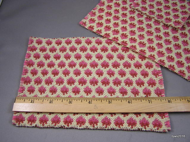 Tapestry Rugs, Rose and Pinks, Set of 3 - Click Image to Close