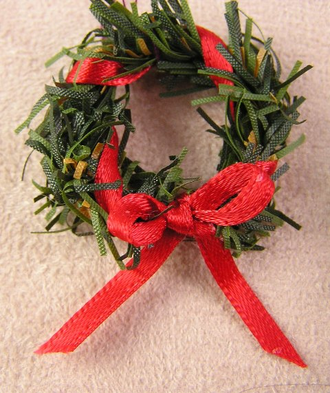 Simple Ribboned Wreath