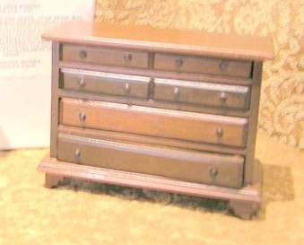 Low Dresser, Sonia Messer, Queen Anne English Colonial