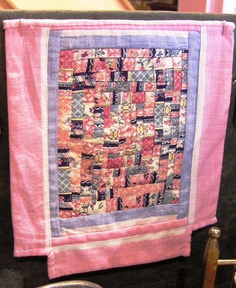 Pink Quilt #2 - Click Image to Close