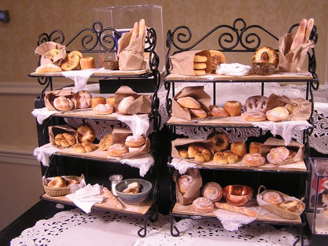 Large Baker's Rack by Sonia Messer #909