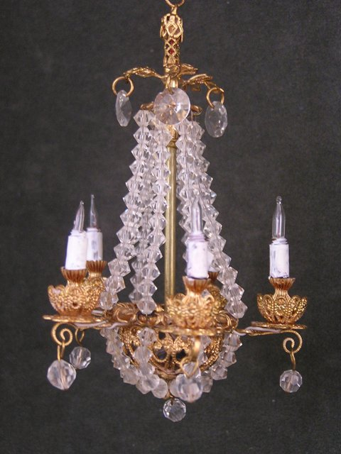 Crystal Chandelier MSV05