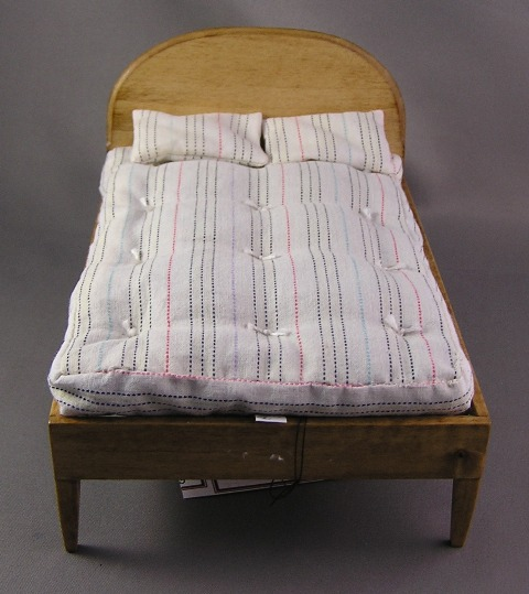 Bill's 1950's Double Bed & Mattress